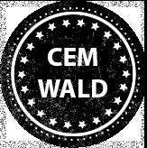 Cem Wald Logo